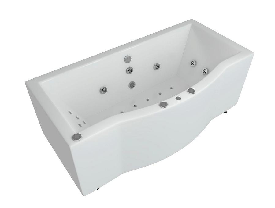 Акриловая ванна Акватек Гелиос 180 х 90 см