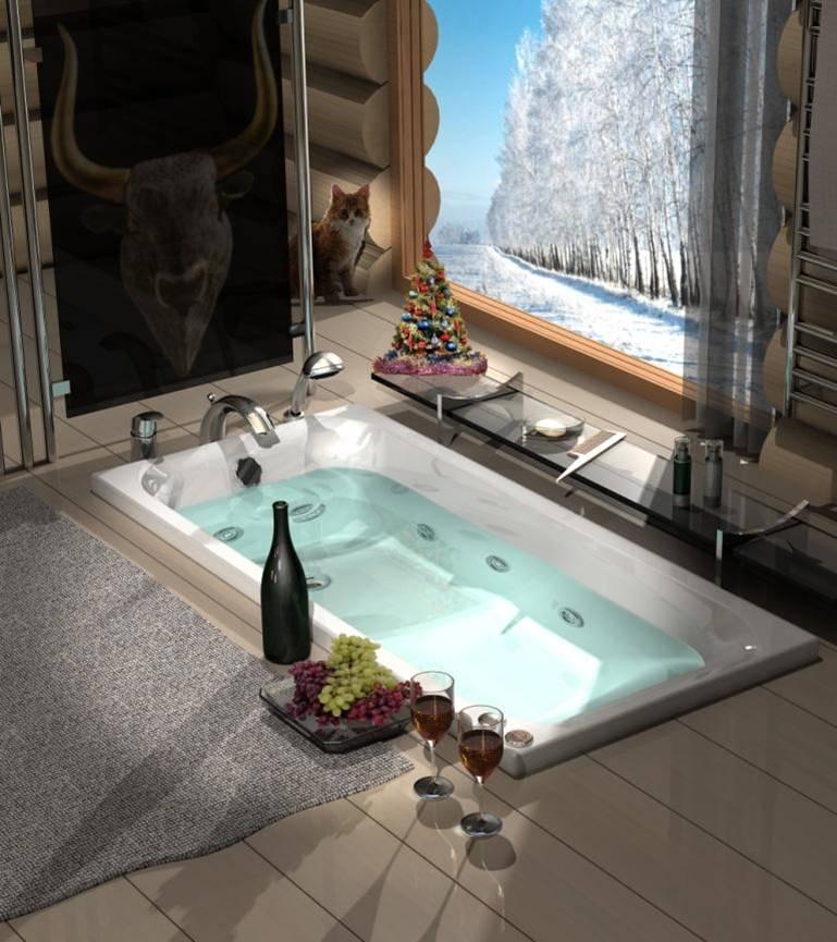 Ванна акриловая Aquatek Альфа 170*70 см