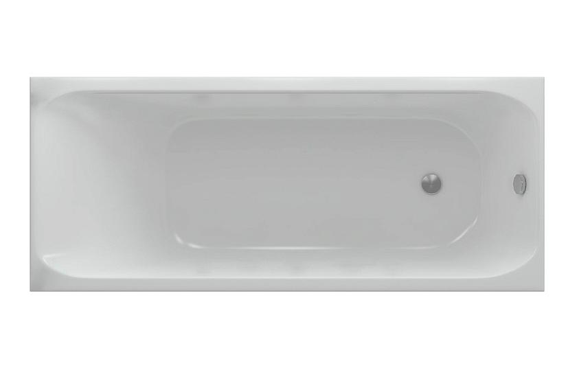 Акриловая ванна Акватек Альфа 170 х 70 см