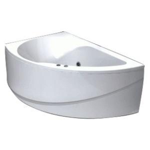 Ванна акриловая Aquatek Артемида 160*108 см левая