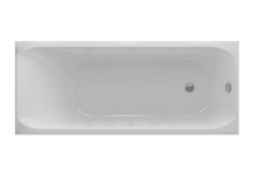 Акриловая ванна Акватек Афродита 150 х 70 см