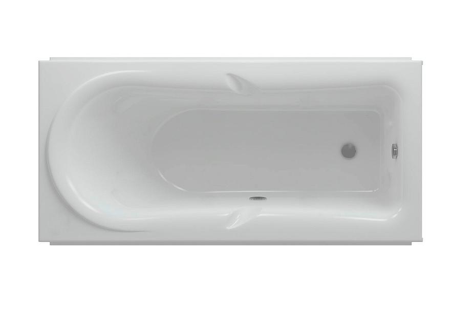 Ванна акриловая Aquatek Леда 170*80 см