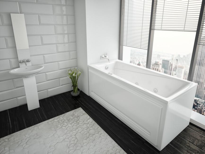 Ванна акриловая Aquatek Либра 170*70 см