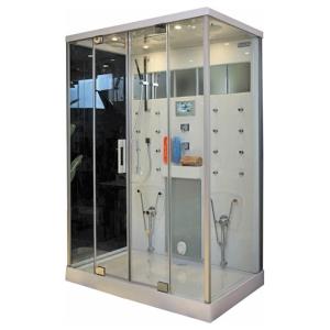 Душевая кабина Appollo A-0887 145*90*215 см гидросауна