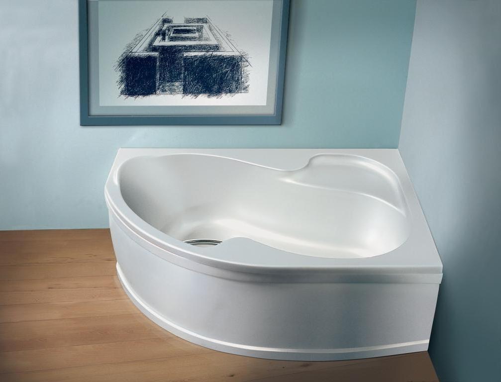 Акриловая ванна Ravak Rosa I R 140 см x 105 см, левая/правая, арт. CI01000000