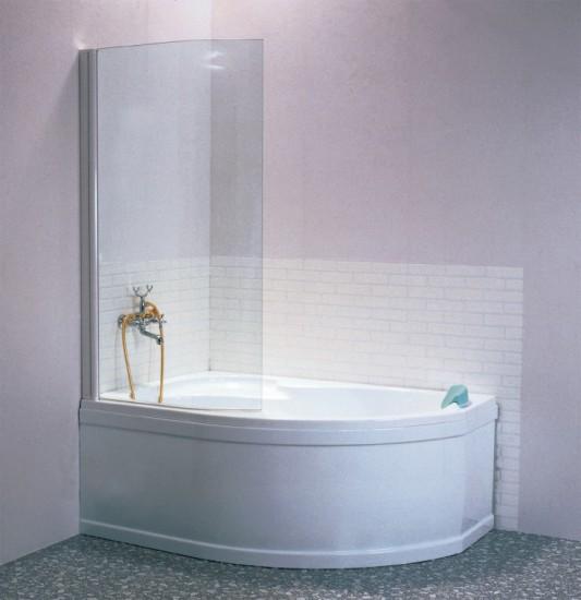 Акриловая ванна Ravak Rosa II 170x105 левая/правая