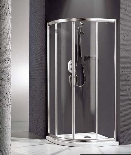 Душевой уголок Relax Loft-R2 0139052100 90*90 см, стекло прозрачное