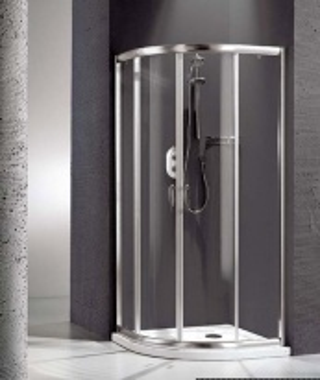 Душевой уголок Relax Loft-R2 0139132100 100*100 см, стекло прозрачное