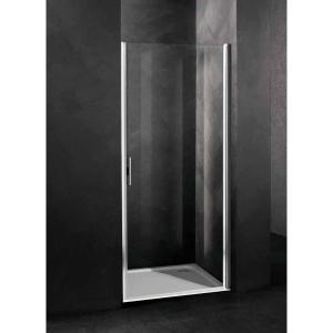 Душевая дверь в нишу Relax Versus B1 0167072400/SX 90*190 см левая, стекло матовое
