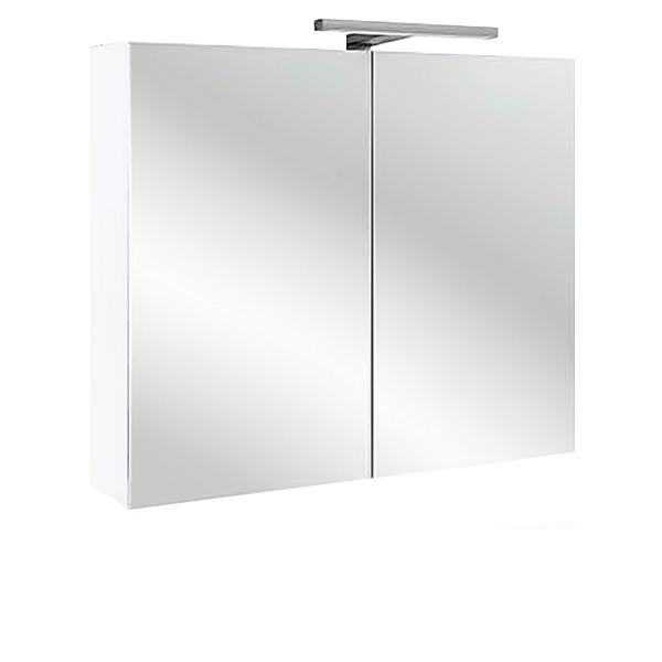 Зеркальный шкаф Jacob Delafon Formilia EB796-G1C, белый бриллиант