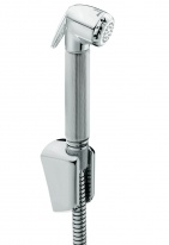 Гигиенический гарнитур Bossini Nikita C04045.030 хром, 125 см