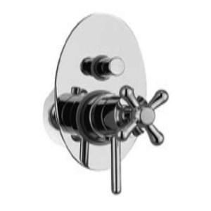 Смеситель Bossini Retro/2 Z78207110.030 для душа термостатический