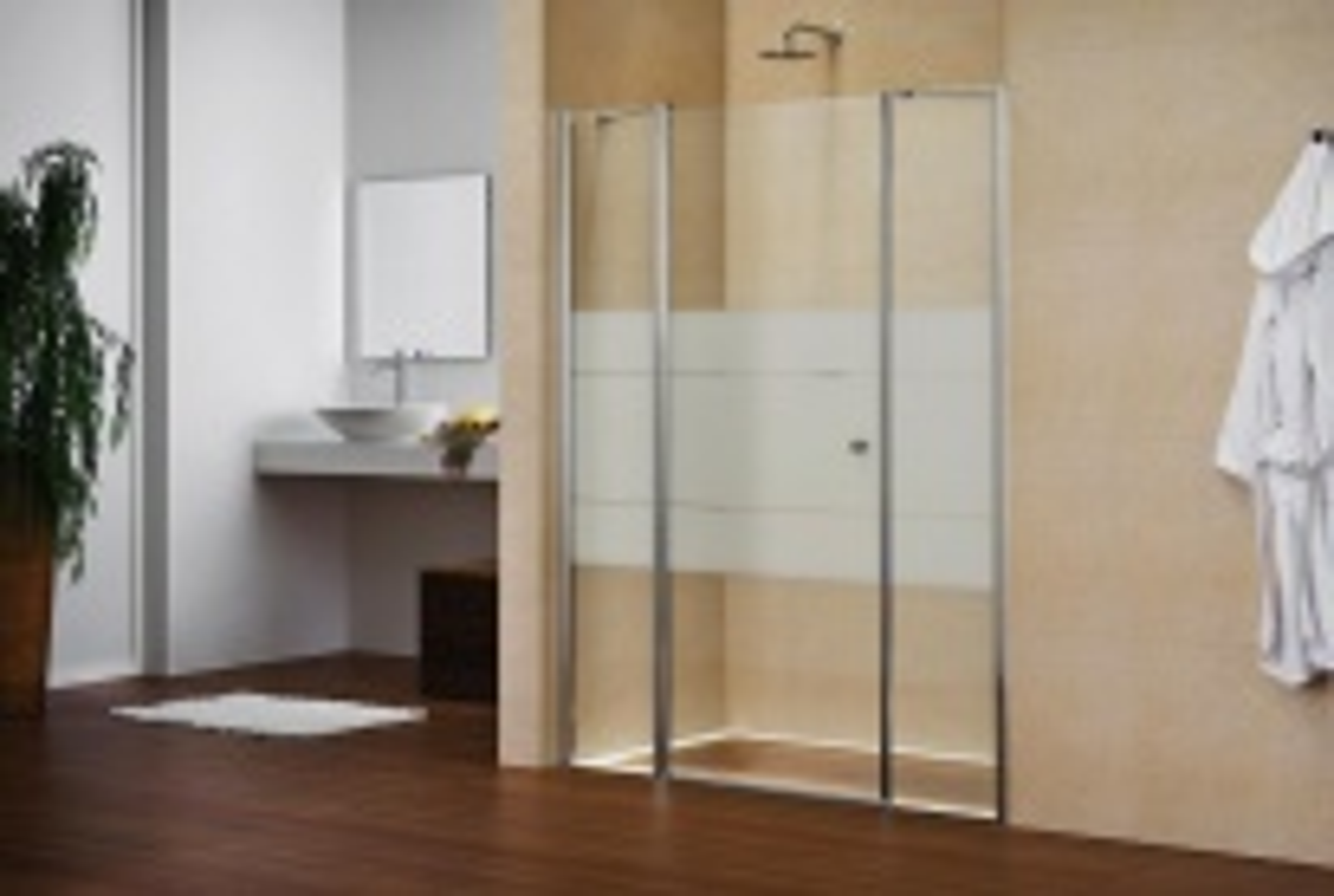 Душевая дверь Duka Multi-S 4000 116,2-121,3 см