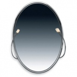 Зеркало Valli&Valli Daqva арт. K 6153, хром, 100*70 см