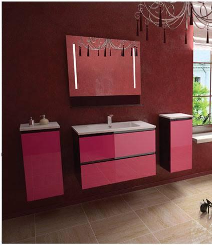 Комплект мебели Astra-Form Альфа II 90 см