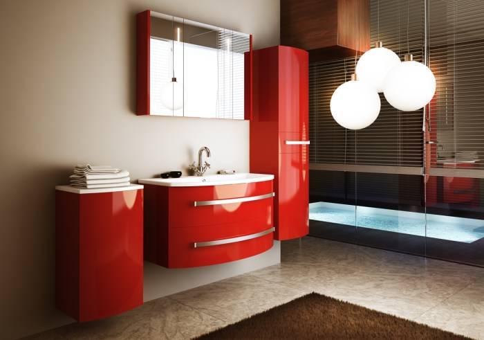 Комплект мебели Astra-Form Венеция 80 см, подвесная