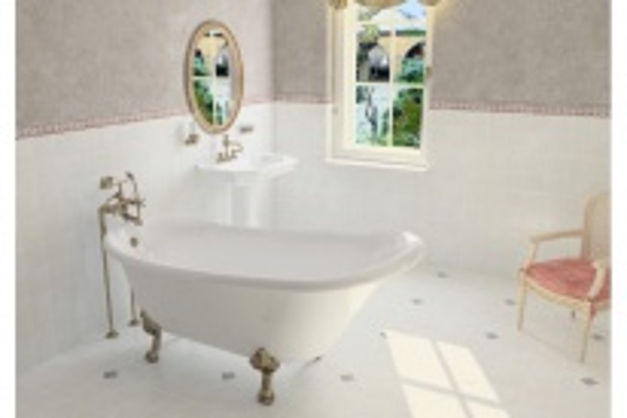 Ванна из литьевого мрамора Astra-Form Роксбург 170*78 см