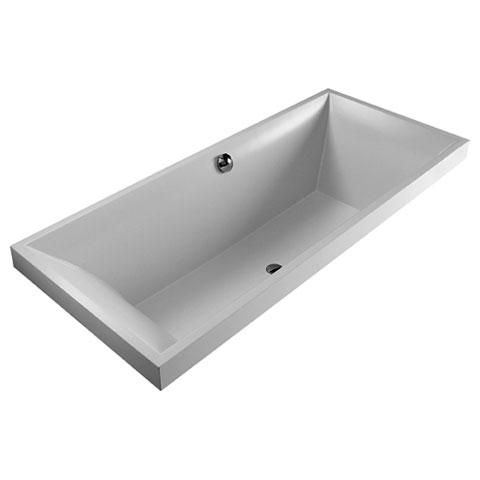 Ванна Villeroy&Boch Squaro BQ180SQR2V, 180*80 см, белая / старвайт