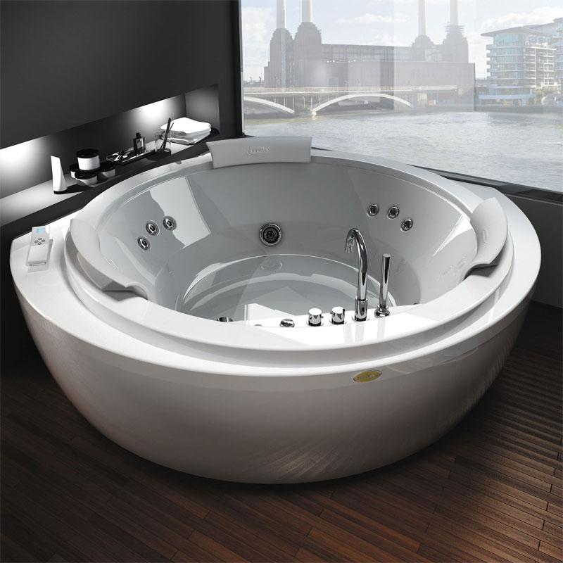 Ванна гидромассажная Jacuzzi Nova Corner Top 9F43-554A 160*160 см