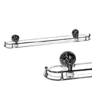 Полка Migliore Madras Swarovski IB.MDR-MA10, 70 см