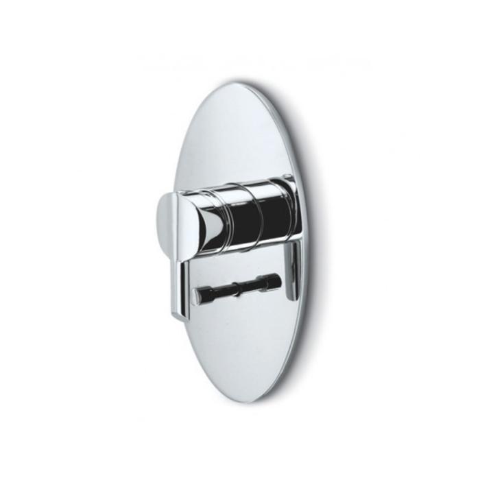 Смеситель Am.Pm Awe F1585000 для ванны/душа внутренняя и внешняя часть