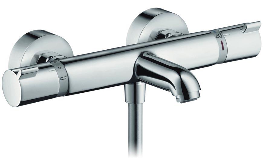 Смеситель Hansgrohe Ecostat Comfort 13114000 для ванны и душа