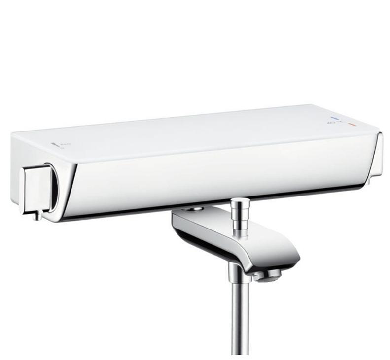 Смеситель Hansgrohe Ecostat Select 13141400 термостатический для ванны/душа