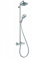 Душевая система Hansgrohe Raindance Select Showerpipe 240 27115000, Ø 240 мм