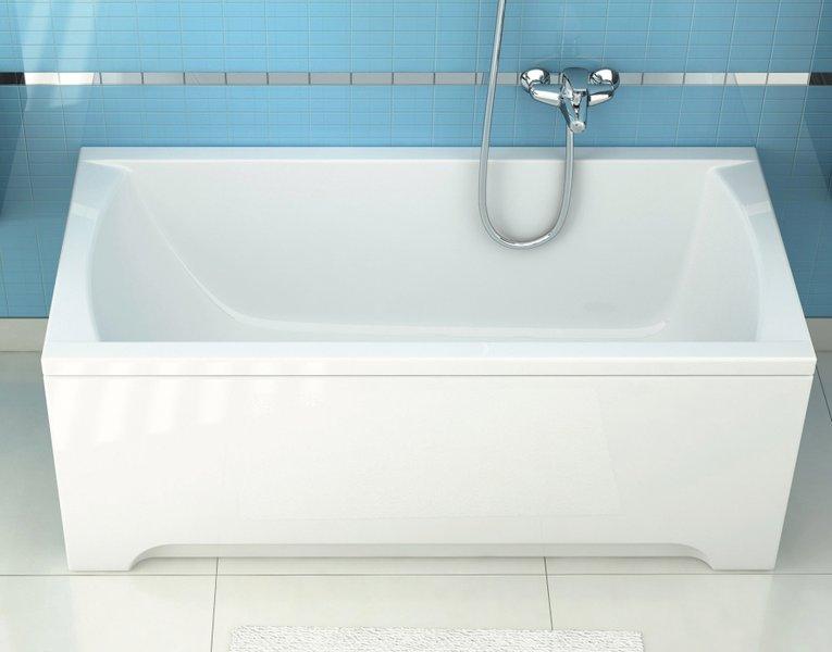 Акриловая ванна Ravak Classic 170x70 см, C541000000