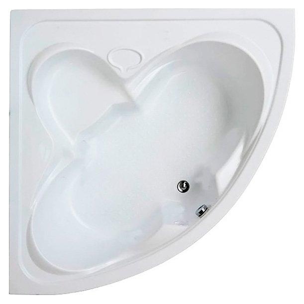 Ванна акриловая Bas Дрова (Drova) 160*160 см