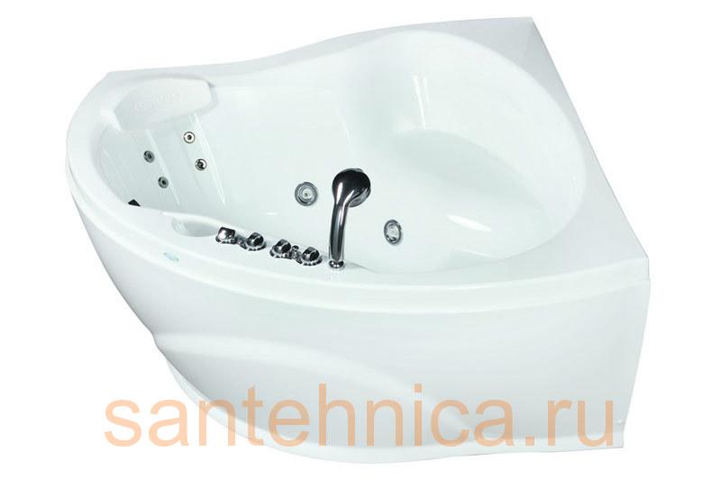 Ванна Doctor Jet Gioia - 2 142/150 * 142/150 - 64/75Н арт.DJ-39