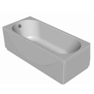 Ванна акриловая Kolpa-San Tamia 150*70