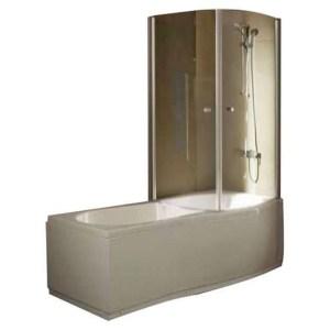 Шторка для ванны Kolpa-San SOLE TK 80 ARABELA L/D левая/правая