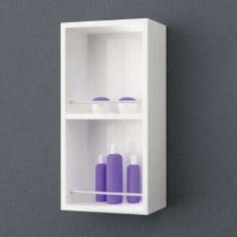 Шкаф вертикальный Kolpa-San Jolie J600/14 WH/WH