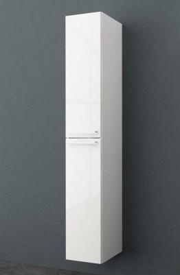 Шкаф вертикальный Kolpa-San Jolie J1803 WH/WH