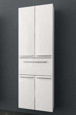 Шкаф вертикальный Kolpa-San Jolie J1801/600 WH/WH