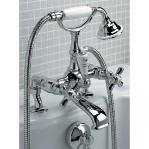 Смеситель Devon&Devon City UTCI133P для ванны/душа