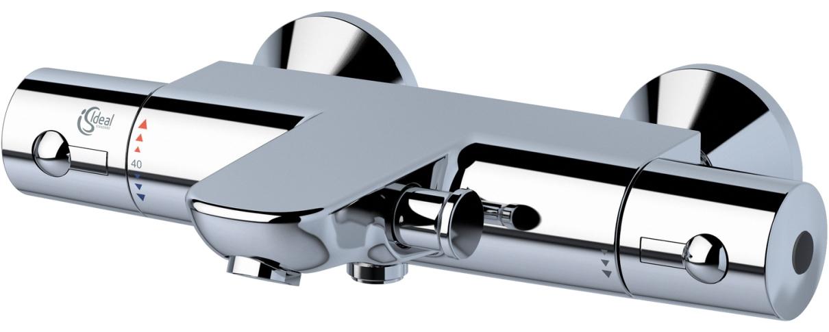 Смеситель Ideal Standard Ceratherm A5550AA для ванны/душа с термостатом