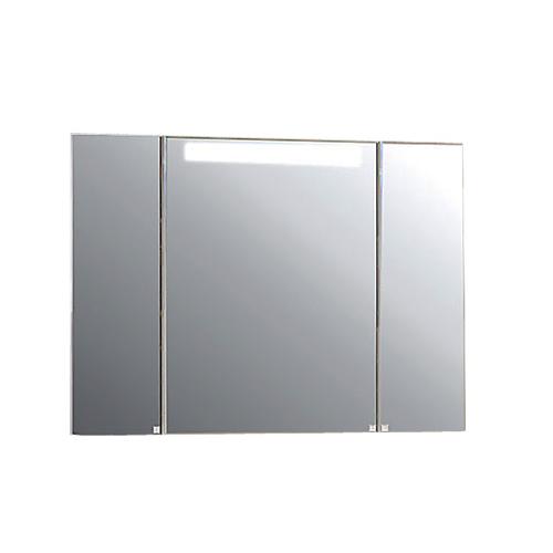 Зеркальный шкаф Акватон МАДРИД 120 1134-2.SV со светильником