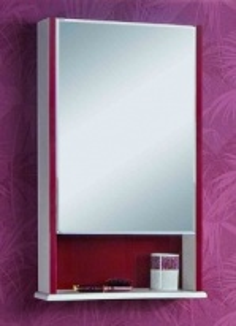 Зеркало-шкаф Акватон РОКО 1A107002RO01L левое