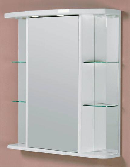 Шкаф-зеркало ЭМИЛИ 80, арт. 1A002702EM010