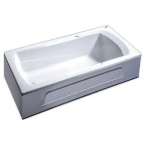 Ванна акриловая Appollo, арт. TS-1701Q, 170*75