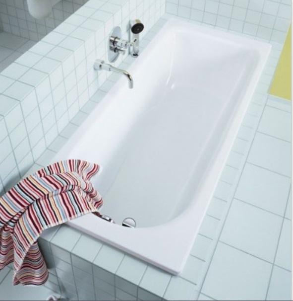 Стальная ванна Kaldewei Saniform Plus 372-1 ,160*75*41 см
