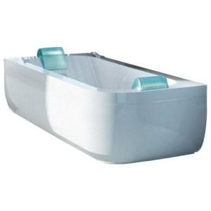 Ванна гидромассажная Jacuzzi Aquasoul Double HYDRO FRIENDLY, 190*90*h57 см, Sx - Dx