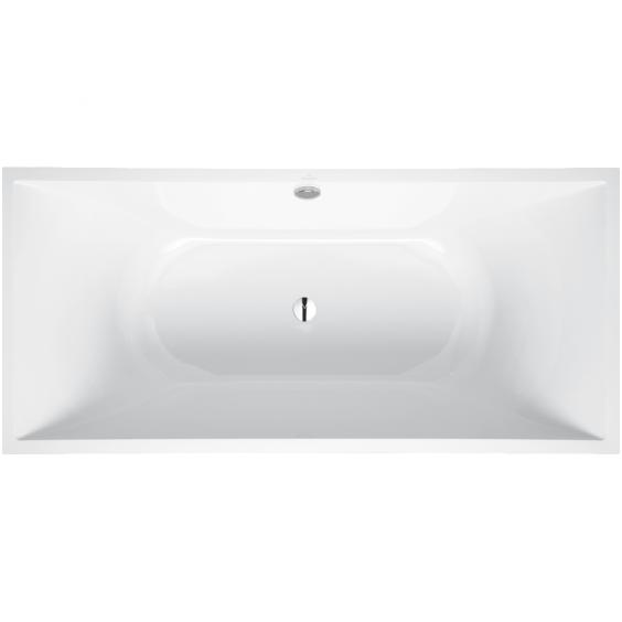Ванна Villeroy&Boch La Belle UBQ180LAB2PDV, 180x80 см, alpin / star white