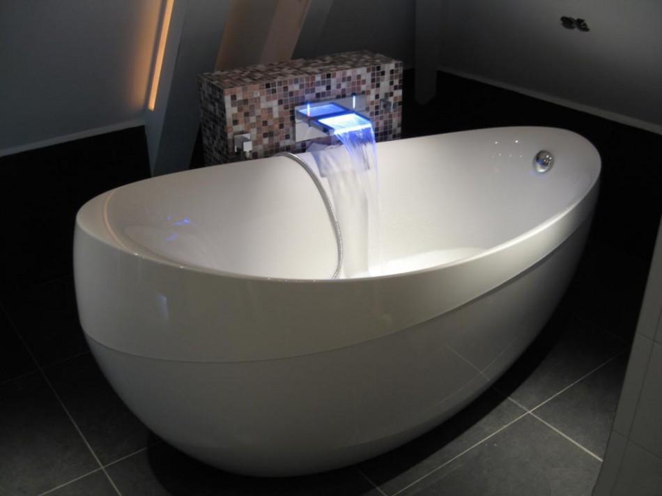 Ванна отдельно стоящая villeroy boch aveo new generation