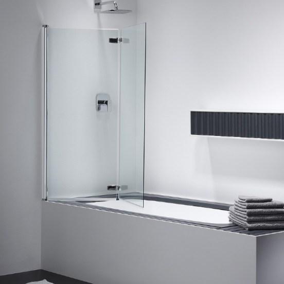 Шторка для ванны Provex Combi Free 2003 CK 05 GL L/R