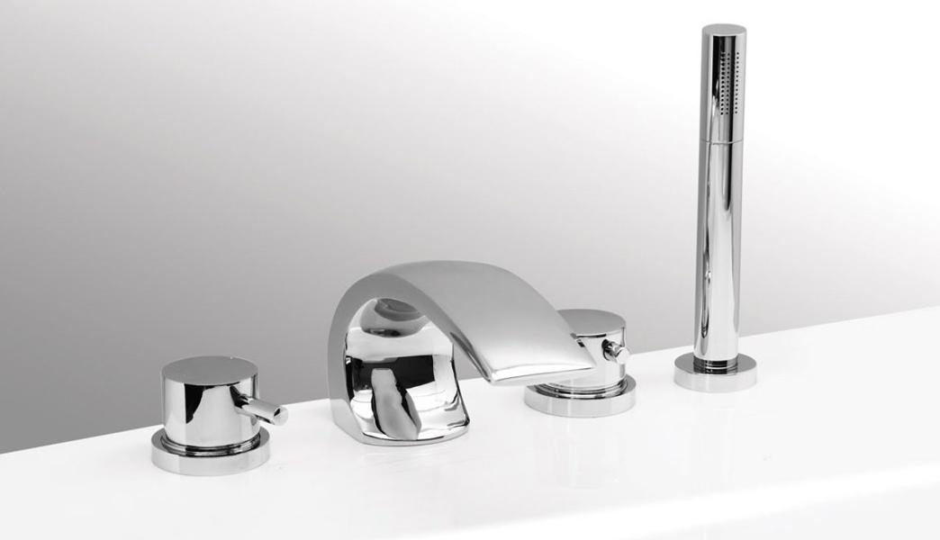 Смеситель Vega Arco 91А1695125 для ванны