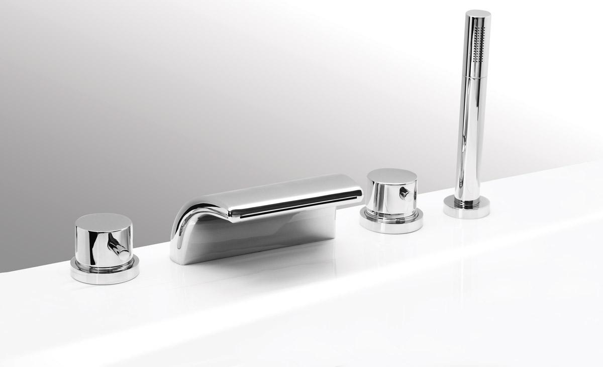 Смеситель Vega Onda 91А1715125 для ванны