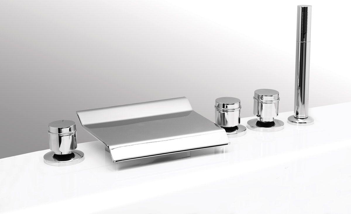 Смеситель Vega Grand 5 91А0105022 для ванны